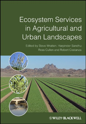 9781405170086: Ecosystem Services in Agricultural and Urban Landscapes