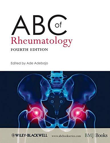 9781405170680: ABC of Rheumatology