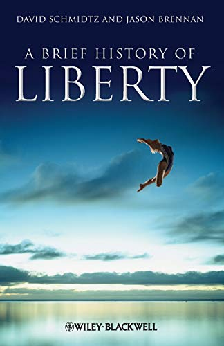 9781405170796: A Brief History of Liberty