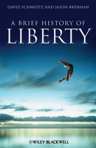 9781405170802: A Brief History of Liberty (Brief Histories of Philosophy)