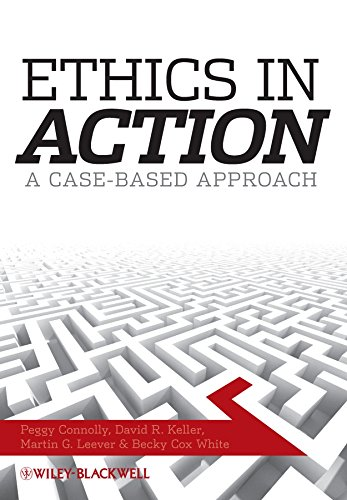 9781405170987: Ethics In Action: A Case-Based Approach