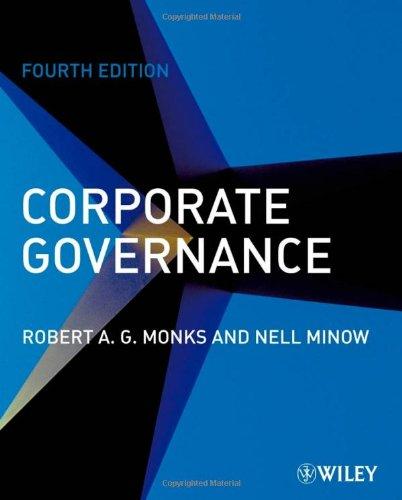 9781405171069: Corporate Governance