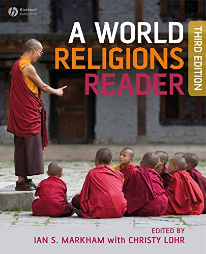 9781405171090: A World Religions Reader