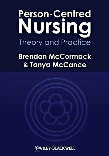 9781405171137: Person-centred Nursing: Theory and Practice