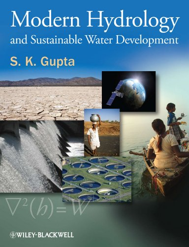 9781405171243: Modern Hydrology and Sustainable Water Development