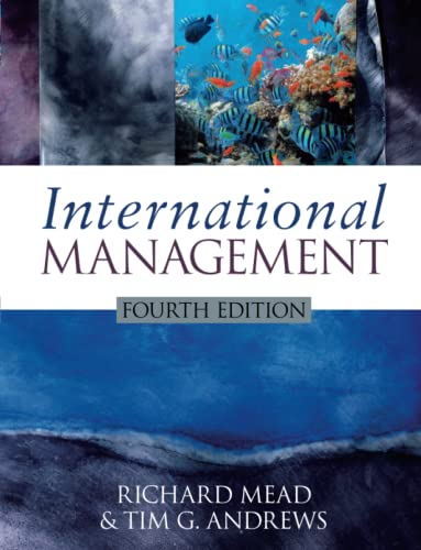 9781405173995: International Management
