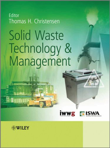 9781405175173: Solid Waste Technology and Management, 2 Volume Set