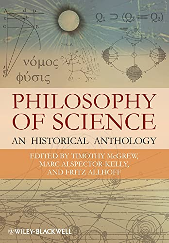 9781405175425: Philosophy of Science: An Historical Anthology