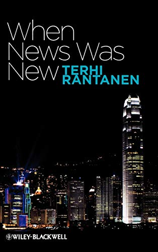 9781405175524: When News Was New