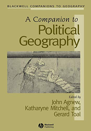 9781405175647: A Companion to Political Geography