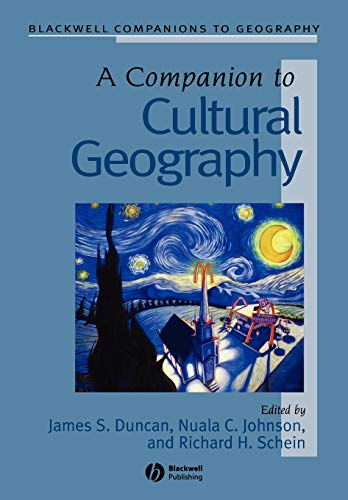 9781405175654: A Companion to Cultural Geography