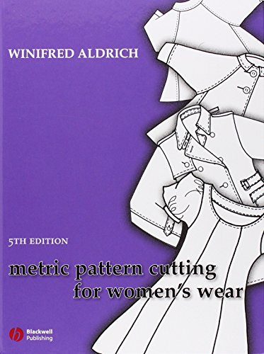 Metric Pattern Cutting for Womens Wear