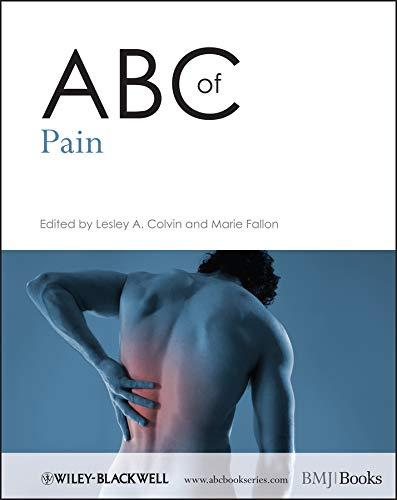 9781405176217: ABC of Pain