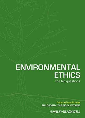 9781405176392: Environmental Ethics: The Big Questions