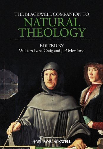 9781405176576: The Blackwell Companion to Natural Theology