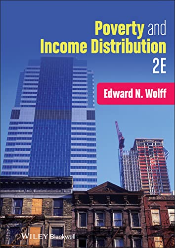 9781405176606: Poverty and Income Distribution