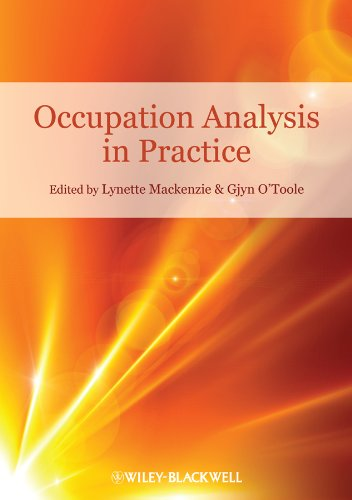 9781405177382: Occupation Analysis in Practice