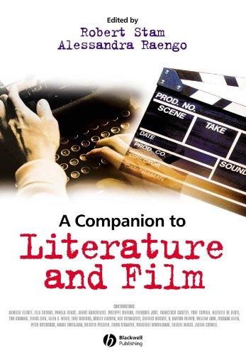 9781405177559: A Companion to Literature and Film