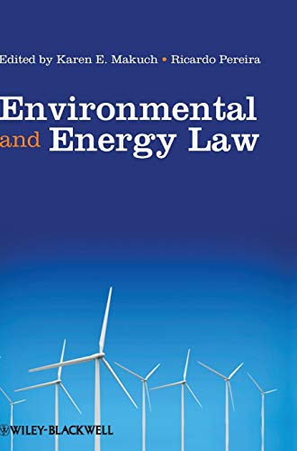9781405177870: Environmental and Energy Law