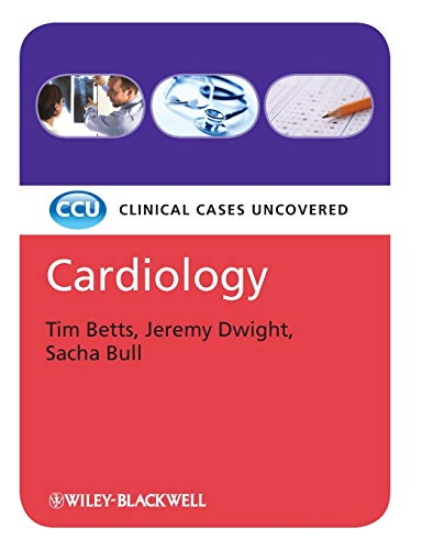 9781405178006: Cardiology: Clinical Cases Uncovered