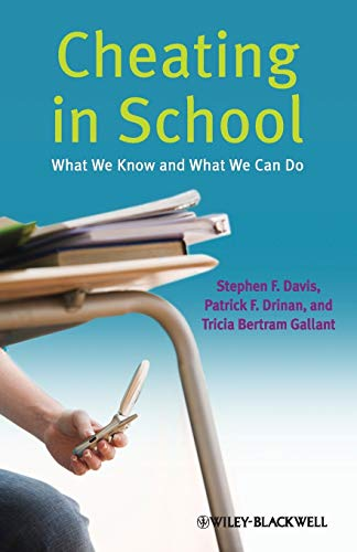 9781405178044: Cheating in School: What We Know and What We Can Do