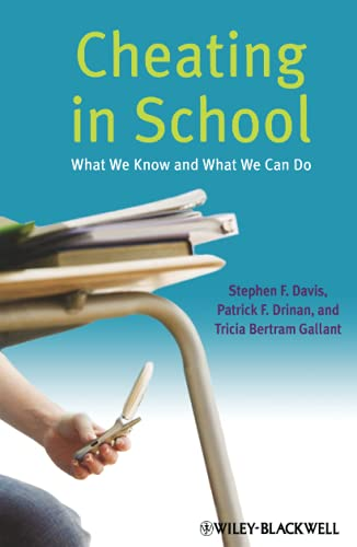9781405178051: Cheating in School: What We Know and What We Can Do