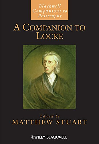 9781405178150: A Companion to Locke (Blackwell Companions to Philosophy)