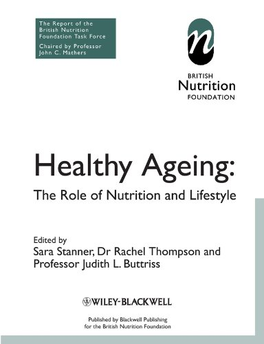9781405178778: Healthy Ageing: The Role of Nutrition and Lifestyle (British Nutrition Foundation)