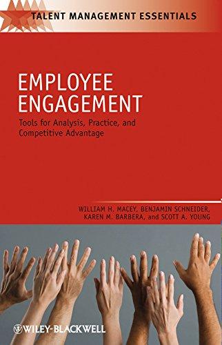 Employee Engagement: William H. Macey