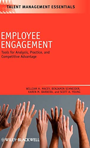 9781405179034: Employee Engagement: Tools for Analysis, Practice, and Competitive Advantage