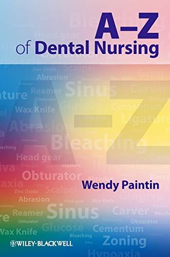 9781405179089: A-Z of Dental Nursing