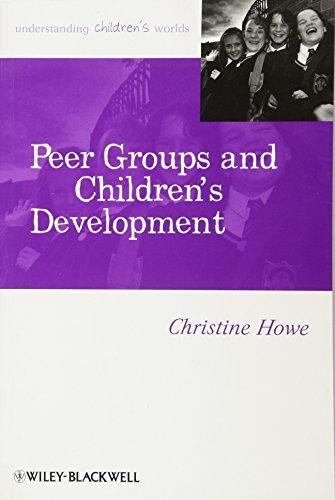 9781405179447: Peer Groups and Children's Development