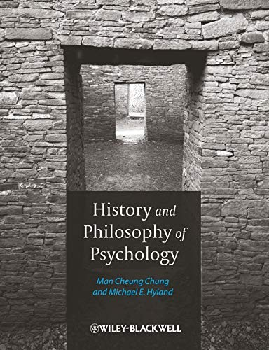 9781405179461: History and Philosophy of Psychology