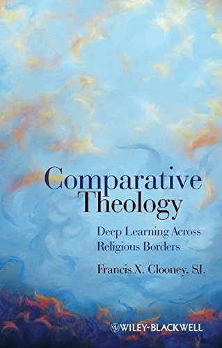 9781405179737: Comparative Theology: Deep Learning Across Religious Borders