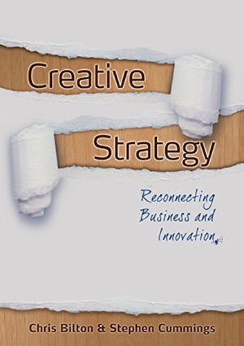 9781405180191: Creative Strategy: Reconnecting Business and Innovation