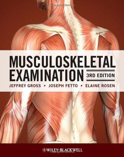 9781405180498: Musculoskeletal Examination