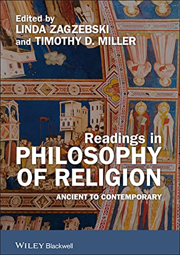 9781405180917: Readings in Philosophy of Religion: Ancient to Contemporary