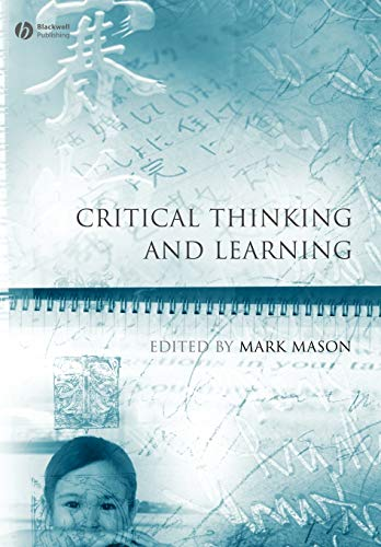 9781405181075: Critical Thinking and Learning