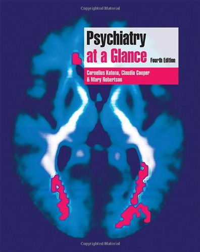 9781405181174: Psychiatry at a Glance