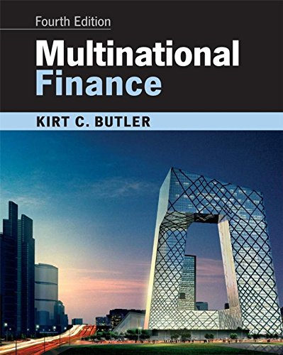 9781405181181: Multinational Finance