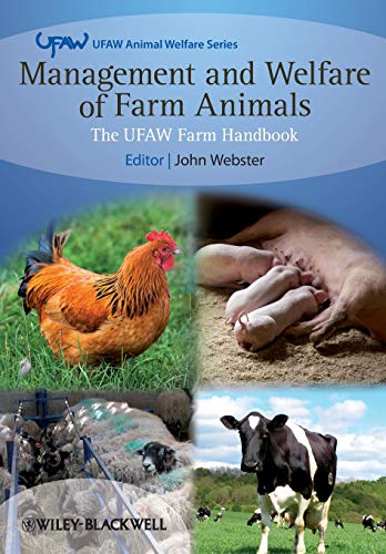 9781405181747: Management and Welfare of Farm Animals: The UFAW Farm Handbook