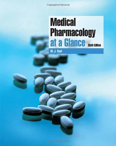 9781405181976: Medical Pharmacology at a Glance