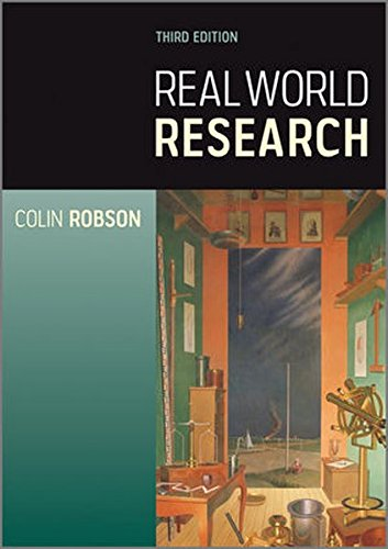 9781405182409: Real World Research