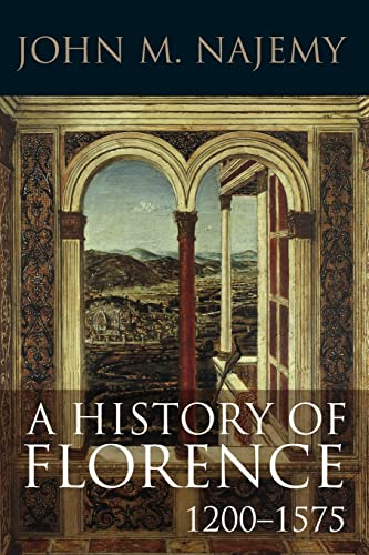 9781405182423: A History of Florence 1200-1575