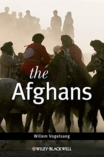 9781405182430: The Afghans (Peoples of Asia)