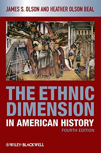 9781405182515: The Ethnic Dimension in American History
