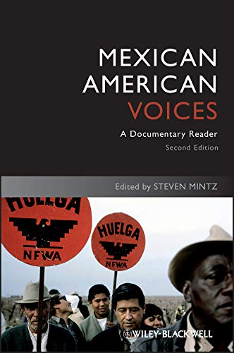 9781405182591: Mexican American Voices: A Documentary Reader