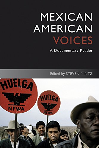 9781405182607: Mexican American Voices: A Documentary Reader