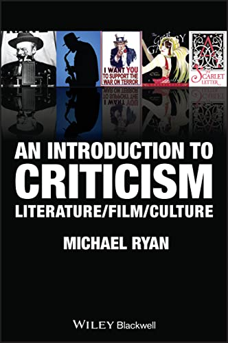 9781405182829: An Introduction to Criticism: Literature - Film - Culture