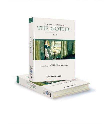 9781405182904: The Encyclopedia of the Gothic, 2 Volume Set